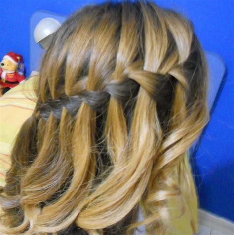 treccia interna 5 modi per fare le trecce con i capelli corti deabyday tv