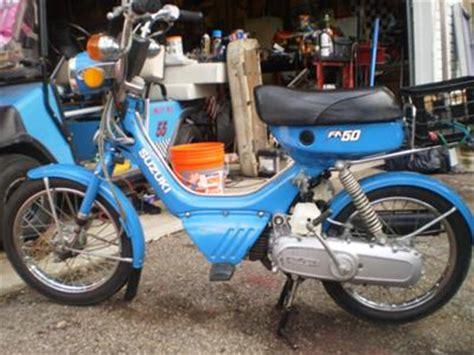 Suzuki Moped For Sale 1984 Suzuki Fa50 Moped