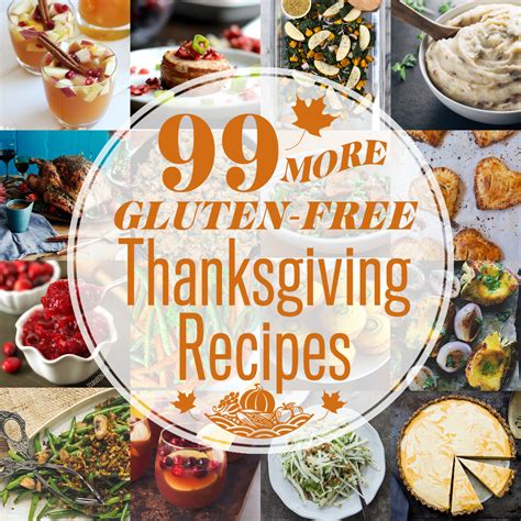 printable thanksgiving recipes 99 more gluten free thanksgiving recipes tasty yummies