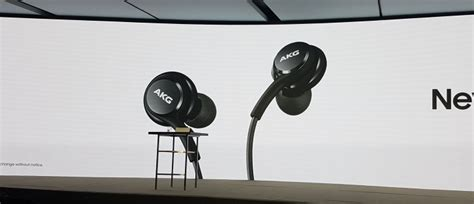 Headset Samsung S8 Akg samsung galaxy s8 bundle will feature akg earphones gsmarena