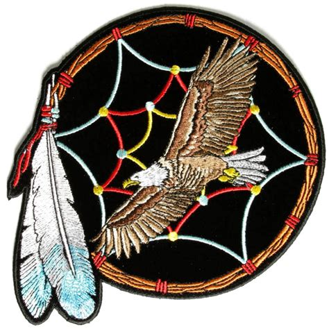 dreamcatcher feathers dream catcher feathers arrows and american indian chief