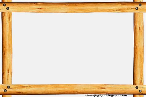 wood border wood clip wood wooden log clipart clipart suggest