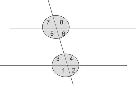 angoli alterni interni ed esterni matematica scuola secondaria 1 176 grado angoli e rette