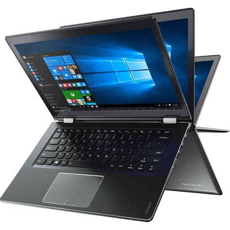 Notebook Lenovo Flex 12 lenovo 14 quot flex 4 series multi touch 2 in 1 80vd0007us b h