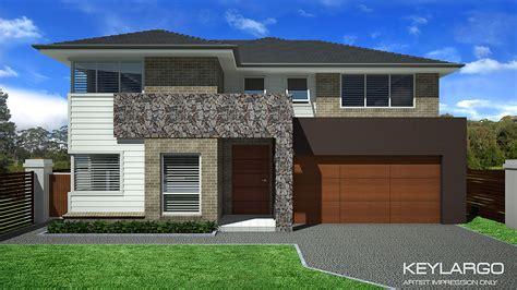 upslope house designs keylargo gf2 ff2 tri level upslope home design
