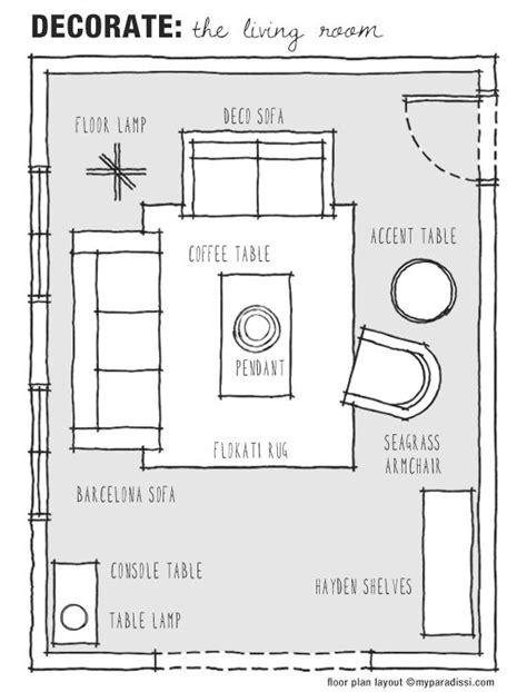 small living room floor plans c 243 mo decorar mi primera casa celia lo que dice