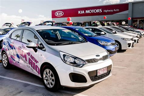 Kia Dealers Brisbane Queensland Dealer Wins Kia President S Award