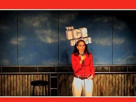 ice house comedy video jonisha at the ice house comedy club