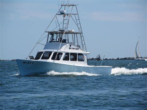 fishing charter a boat ri charter fishing boat misty