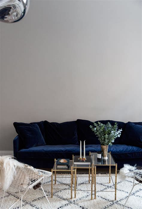the perfect couch the perfect blue velvet couch fashion squad bloglovin