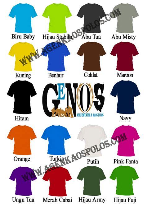 Kaos Polos Ds Coklat Cewe jual size l kaos polos murah cotton combet kualitas