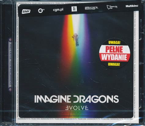 Evolve Imagine Dragons Vinyl - imagine dragons evolve cd album at discogs