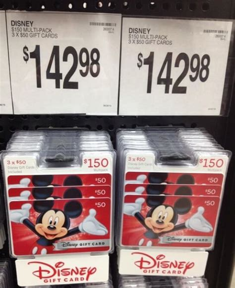 Discount Disney Gift Cards Costco - how to get free and discounted disney gift cards for your vacation