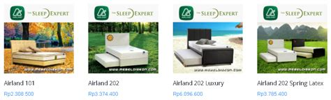 Kasur Central Matras jual pocket bed murah di jakarta bed mattress sale