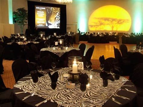 african themed decor party decoration ideas with african theme safari theme