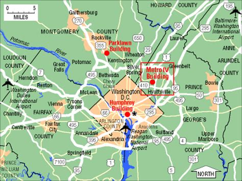 map of dc area about nchs map