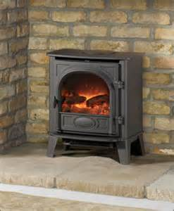 Electric Fires Like Wood Burners Stovax Traditional Electric Stoves From Cottage Fires Of