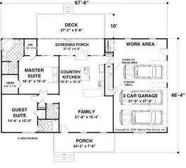 1500 square foot ranch house plans ranch style house plan 2 beds 2 5 baths 1500 sq ft plan