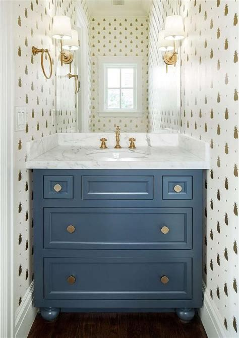 bathroom powder room ideas 25 best ideas about powder room wallpaper on