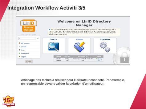 workflow activiti pr 233 sentation de l offre iam de linagora linid