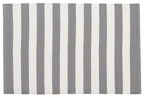 Gray White Striped Rug by Grey And White Striped Rug House Inspiration