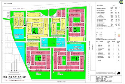 layout plan greater noida layout plan of sector 31 greater noida hd map