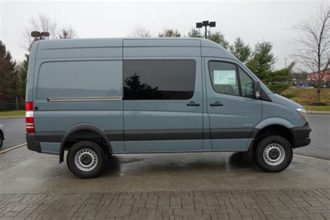 Mercedes Sprinter Crew by Wd4fe7cd7gp322015 2016 Mercedes Sprinter 2500