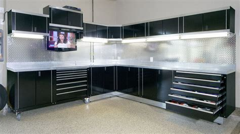 Garage Storage System Garage Cabinets Shelves Ceiling Racks Wall Storage Systems Garage Wall