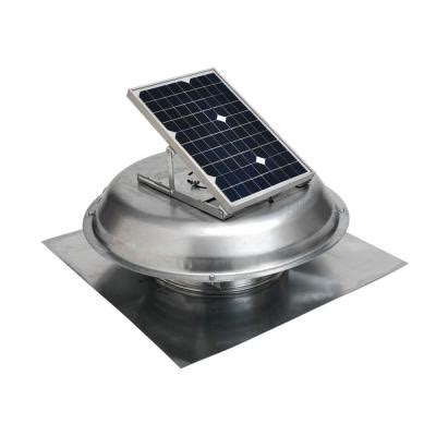 solar powered bathroom exhaust fan master flow 500 cfm solar powered roof mount exhaust fan prsolar the home depot