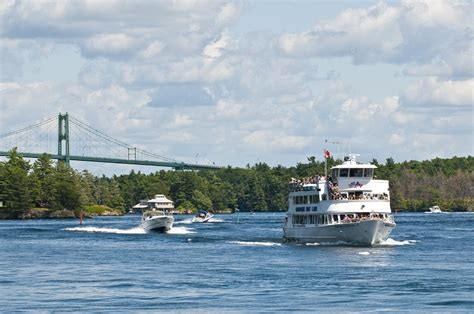 thousand island boat cruise best of 1000 islands gananoque south eastern ontario