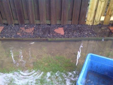 backyard flooding pockets of east end flooding birch cliff news birch cliff news