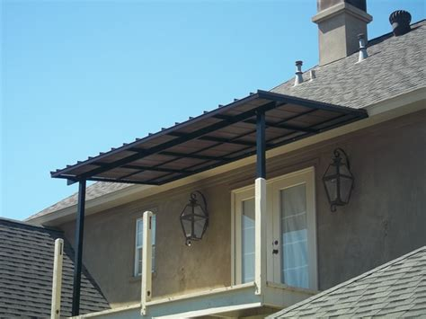 metal deck awnings awning metal awnings for patios