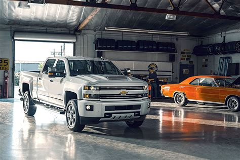 first chevy silverado first drive 2017 chevrolet silverado 2500hd