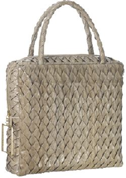 Simple With Sang A Clutch by Sang A River Tote In Woven Eel Bag Snob