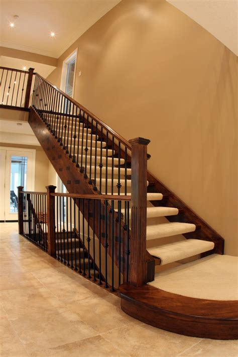 how to design stairs can i blend wood carpet and tile