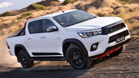 Toyota Trd Accessories Toyota Hilux With Trd Accessories Now In Australia Image