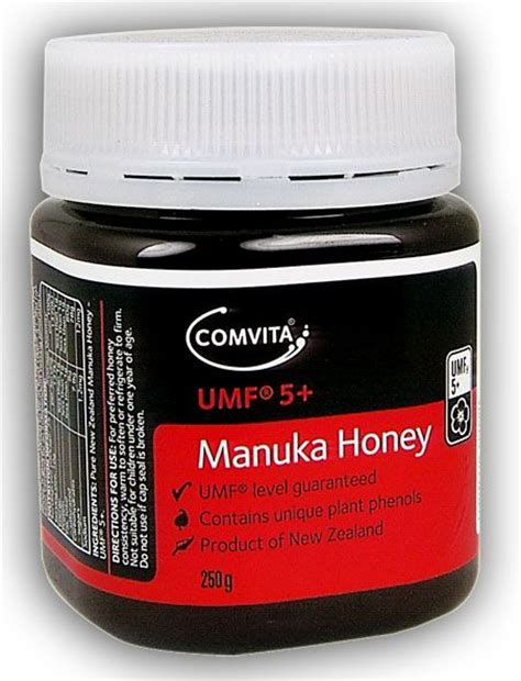 Comvita Umf Manuka Honey 5 250g comvita manuka honey umf5 250g health delivery