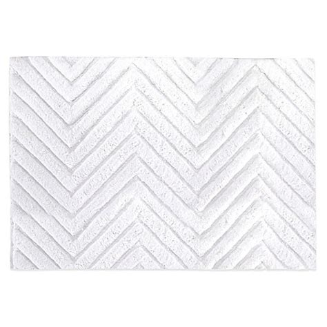 chevron bathroom rug lamont home chevron bath rug bed bath beyond