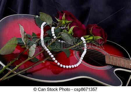 imagenes de guitarras rojas im 225 genes de hermoso guitarra rosas rojas beautiful