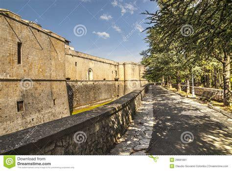 Castle L by Castle Of L Aquila Stock Image Image 29681661