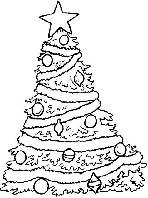 Desenhos De 193 Rvore De Natal Para Colorir Imagens Para O Tree Coloring Page