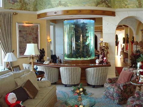 home aquarium furniture ideas  beautify  room