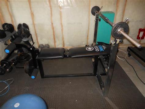 york bench press york 9200 adjustable weight bench 2 bars weights rural regina regina