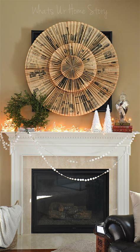mantel decor my simple winter mantel lighted branches epsom salt and urn 2014 winter mantel whats ur home story