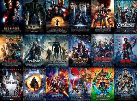 best marvel movies best 25 marvel movies in order ideas on pinterest