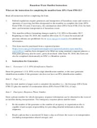 Form 540a Download Fillable Pdf Uniform Low Level Radioactive Waste Manifest Shi Epa Form 8700 22 Template