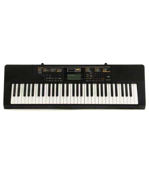 Keyboard Casio casio ctk 2400 standard keyboard 61 piano style