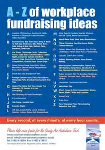 workplace ideas workplace fundraising ideas list of ideas for