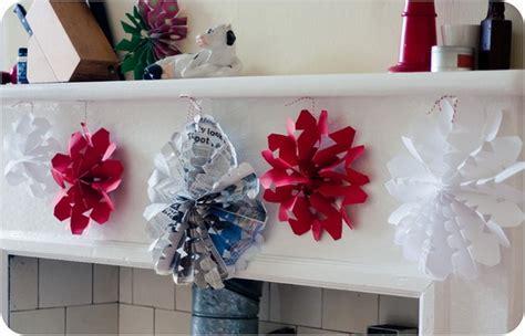 Pretty Paper Crafts - pretty paper craft decoration ideas