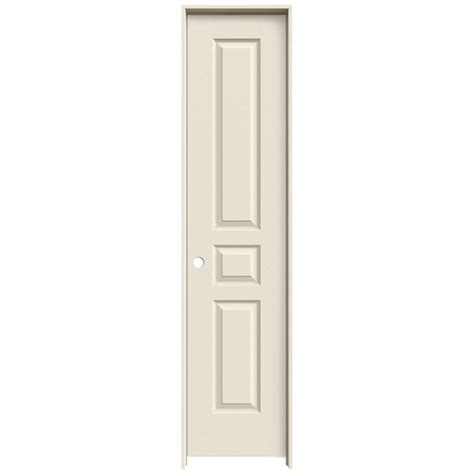 18 Closet Door Jeld Wen 18 In X 80 In Avalon Primed Right Textured Hollow Molded Composite Mdf
